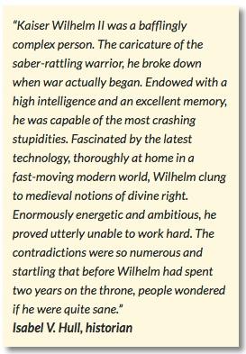 Kaiser Wilhelm II-by Isabel Hull historian