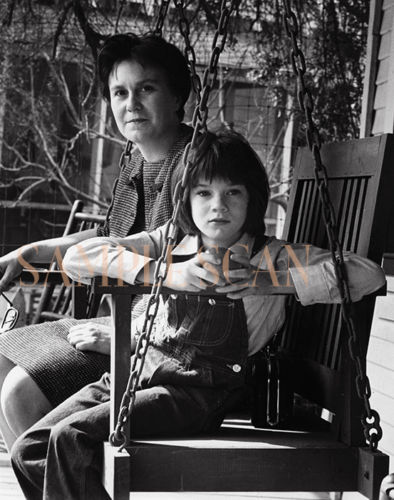 Harper Lee and Scout
