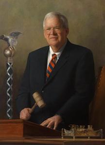 Hastert Speaker of the House photo