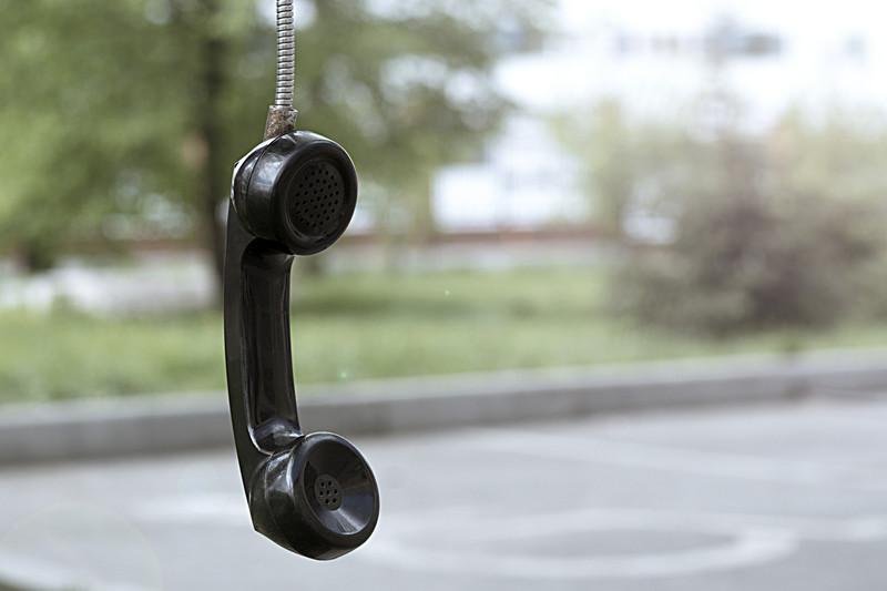 #147 Dangling Phone