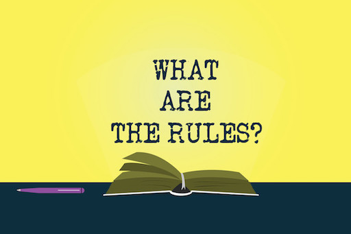 #148 What are the rules?