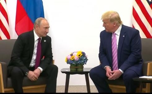 #153 Trump-Putin G20