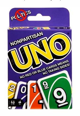 #158 UNO cards
