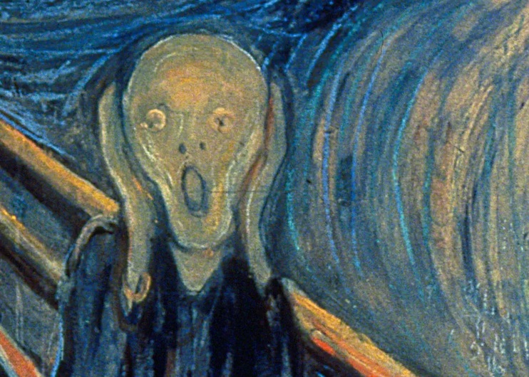 #165 The Scream