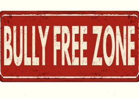 #168 bully free zone